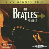 The Beatles project CD cover